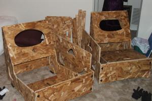 restaurering af gamle møbler gør det selv